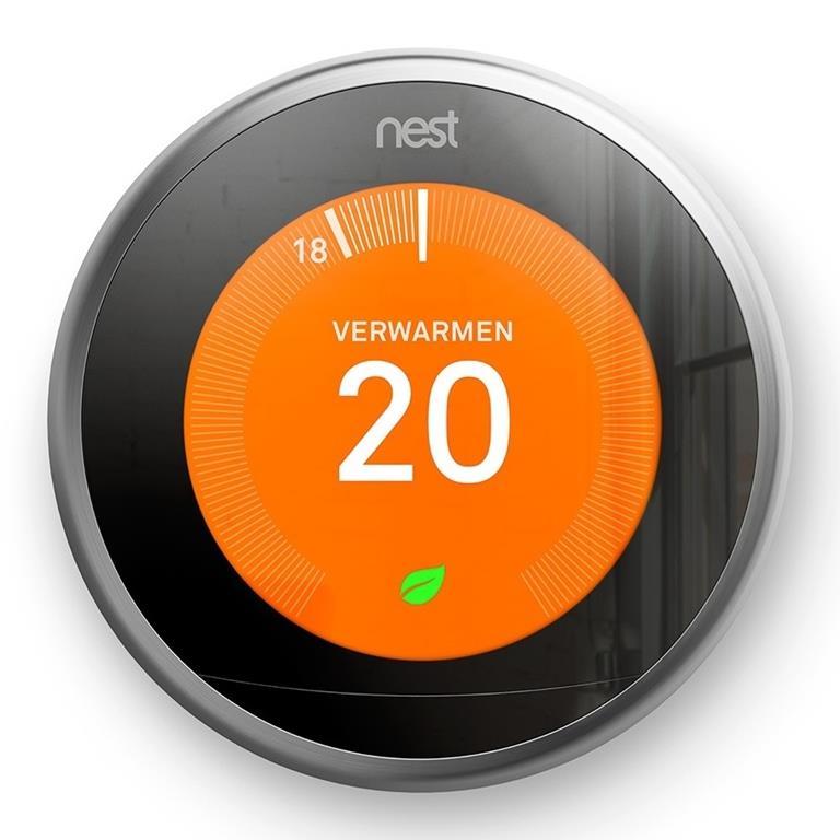 Nest Learning Thermostat Black Friday Fonq Nl Black